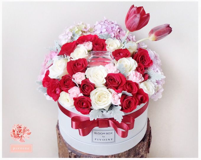 ring box by Pivoine Flower Shop - 011