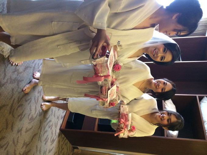 THE WEDDING OF RIDWAN AND EVELYN by JS Wedding Planner Organizer and Entertainment - 002