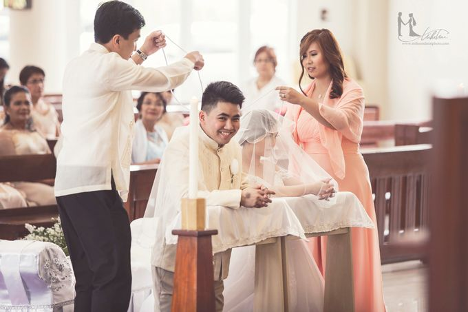 IC & Jasmine Alabang Wedding Highlights by Mike & Mai Photography - 004