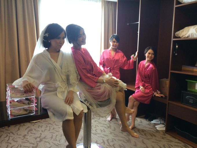 THE WEDDING OF RIDWAN AND EVELYN by JS Wedding Planner Organizer and Entertainment - 003