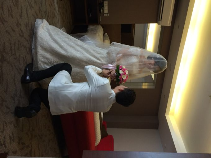 THE WEDDING OF RIDWAN AND EVELYN by JS Wedding Planner Organizer and Entertainment - 012