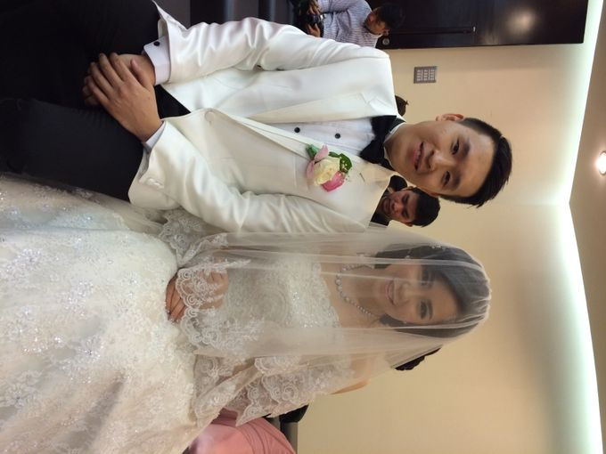 THE WEDDING OF RIDWAN AND EVELYN by JS Wedding Planner Organizer and Entertainment - 016