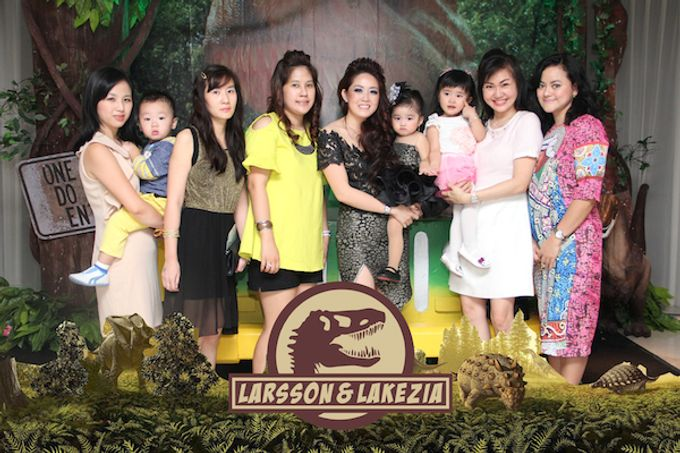 Larsson Lakezia Birthday Party by After 5 Photobooth - 001