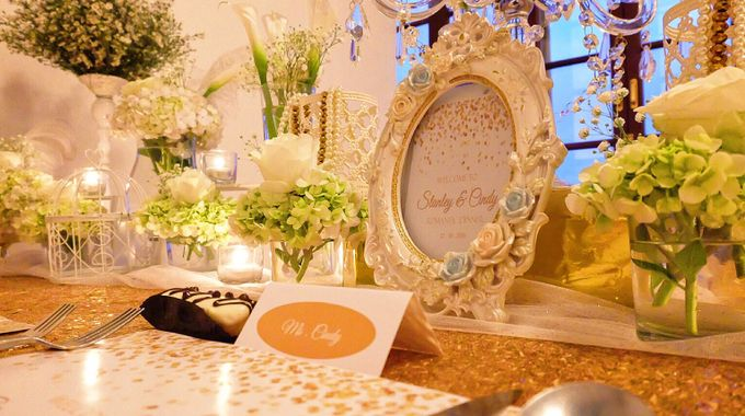 Gold Propose by Valexis Table Design - 002