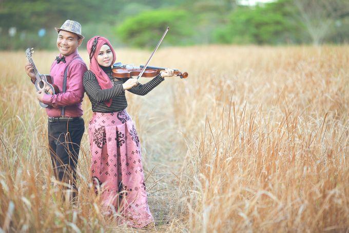 Prewedding Fitrah & LIna by KitaMoto Photography - 009