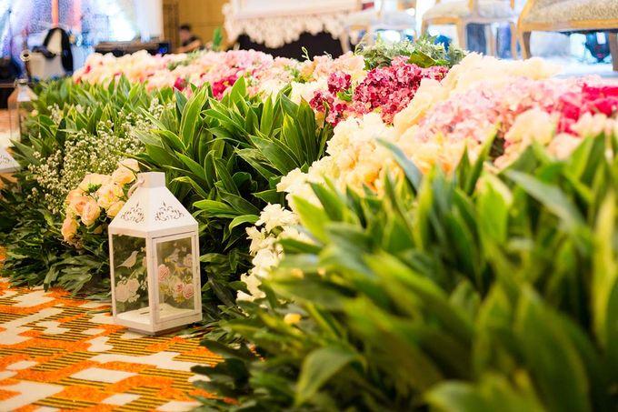 The Wedding of Albert & Sylvia Grand mercure Kemayoran by The Swan Decoration - 019