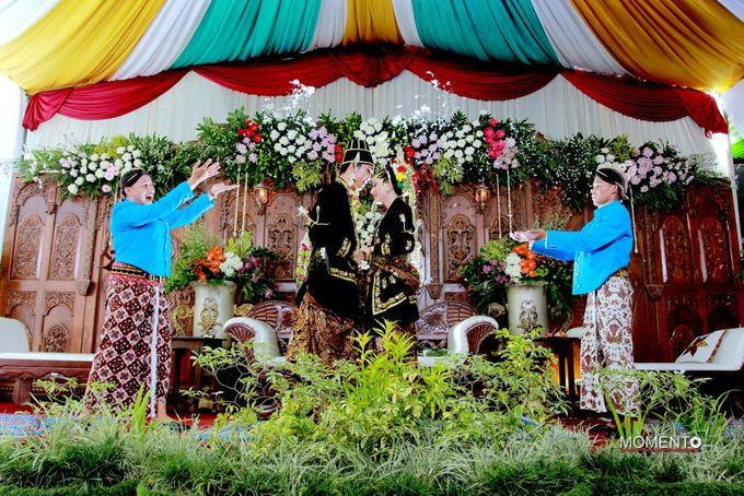 Wedding Aniki & Fajar by MOMENTO Photography - 024