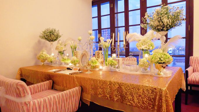 Gold Propose by Valexis Table Design - 004