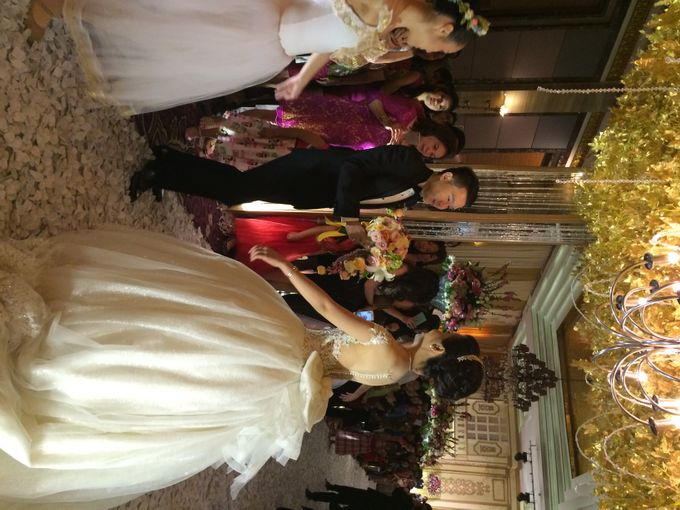 THE WEDDING OF RIDWAN AND EVELYN by JS Wedding Planner Organizer and Entertainment - 024