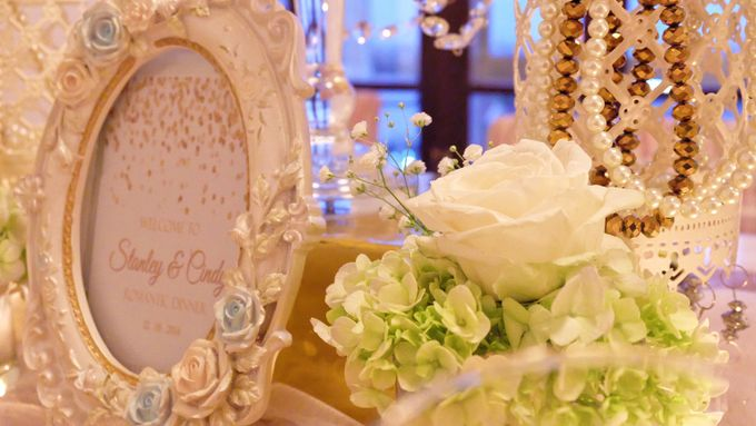 Gold Propose by Valexis Table Design - 005
