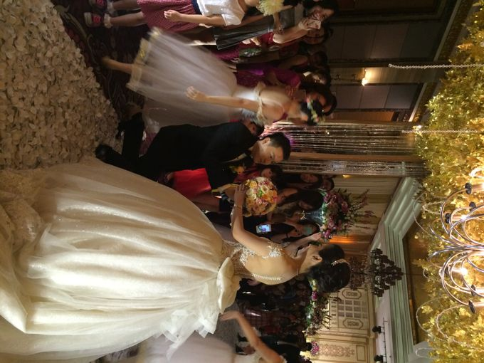 THE WEDDING OF RIDWAN AND EVELYN by JS Wedding Planner Organizer and Entertainment - 025