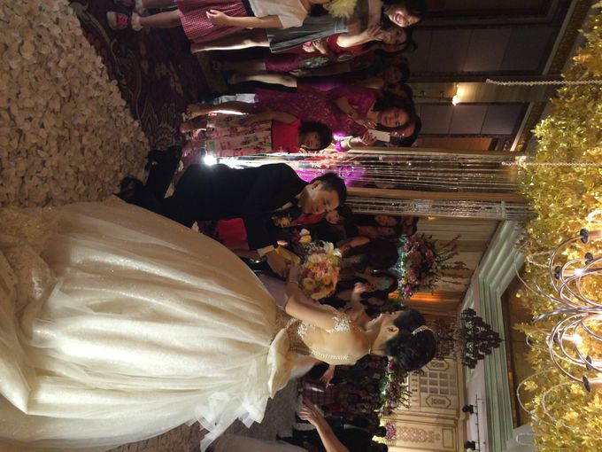 THE WEDDING OF RIDWAN AND EVELYN by JS Wedding Planner Organizer and Entertainment - 026