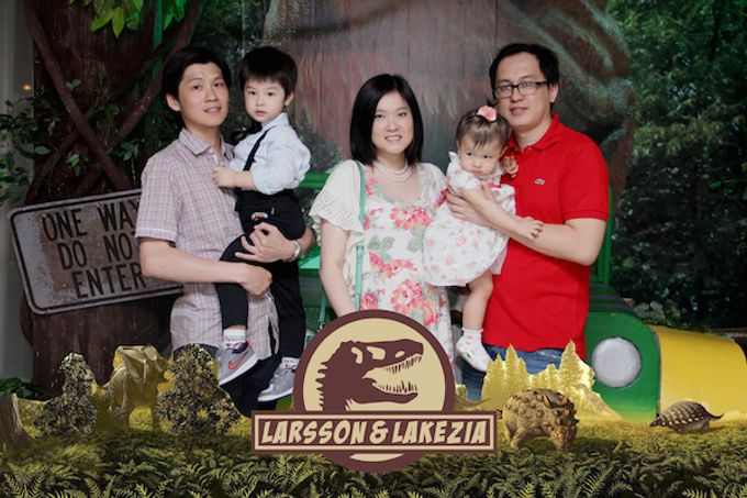 Larsson Lakezia Birthday Party by After 5 Photobooth - 002