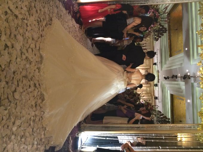 THE WEDDING OF RIDWAN AND EVELYN by JS Wedding Planner Organizer and Entertainment - 027