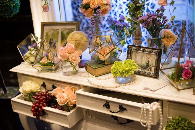 The Wedding of Albert & Sylvia Grand mercure Kemayoran by The Swan Decoration - 021