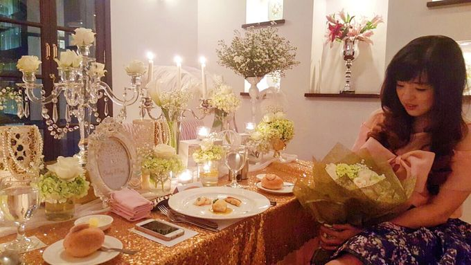 Gold Propose by Valexis Table Design - 006