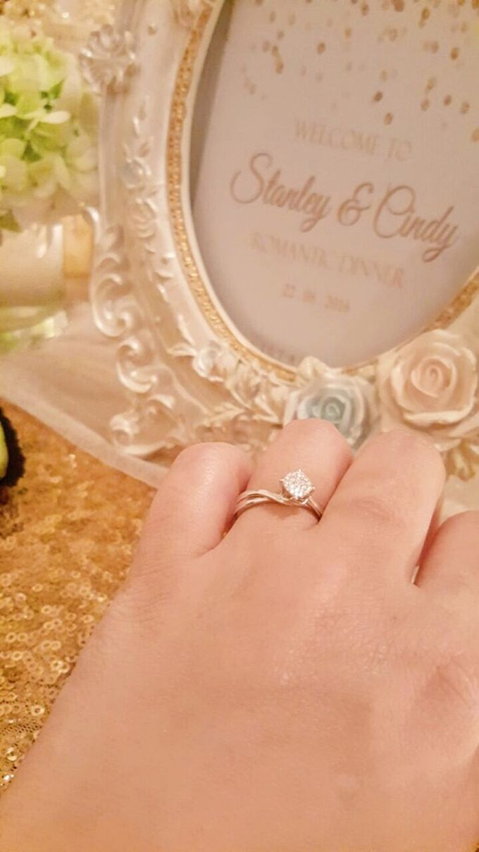 Gold Propose by Valexis Table Design - 007