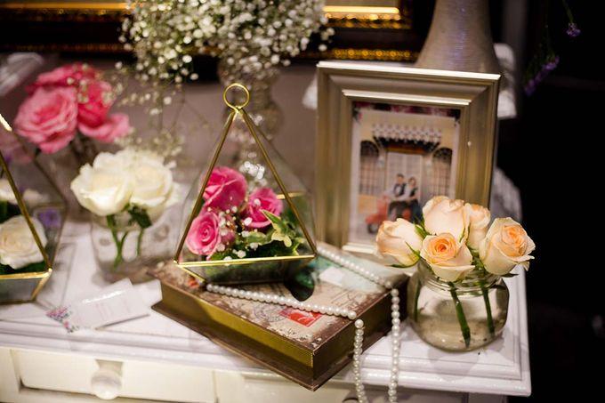 The Wedding of Albert & Sylvia Grand mercure Kemayoran by The Swan Decoration - 024