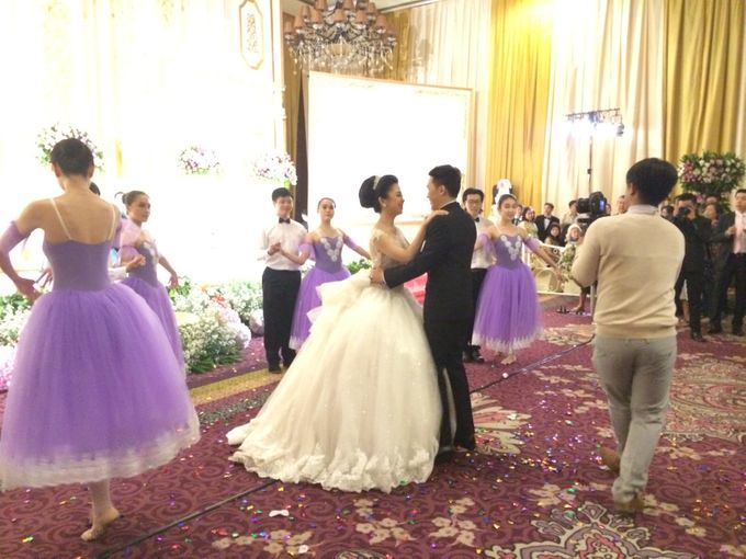 THE WEDDING OF RIDWAN AND EVELYN by JS Wedding Planner Organizer and Entertainment - 039