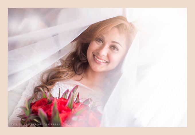 BRIDAL PORTRAITS by Aying Salupan Designs & Photography - 013
