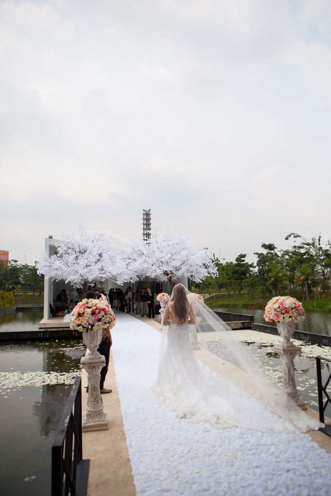The Wedding of Yudi & Olivia -Chakra BSD by The Swan Decoration - 007