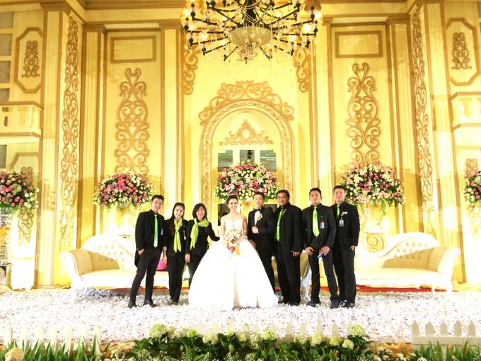 THE WEDDING OF RIDWAN AND EVELYN by JS Wedding Planner Organizer and Entertainment - 043