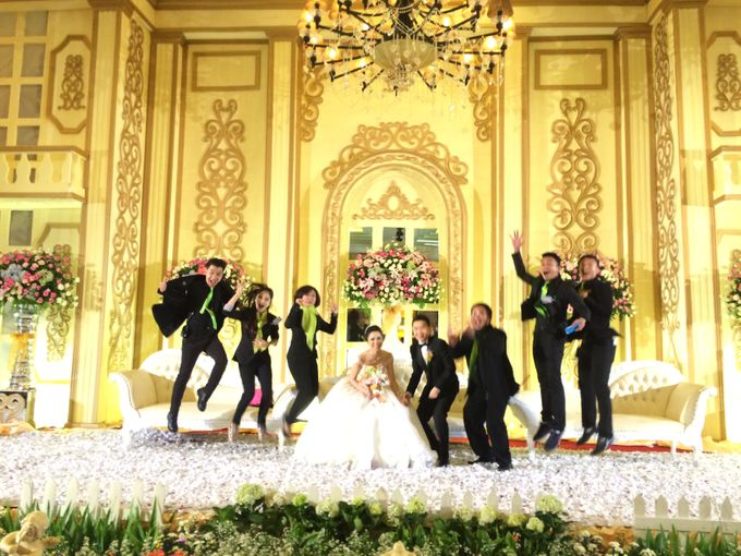 THE WEDDING OF RIDWAN AND EVELYN by JS Wedding Planner Organizer and Entertainment - 044