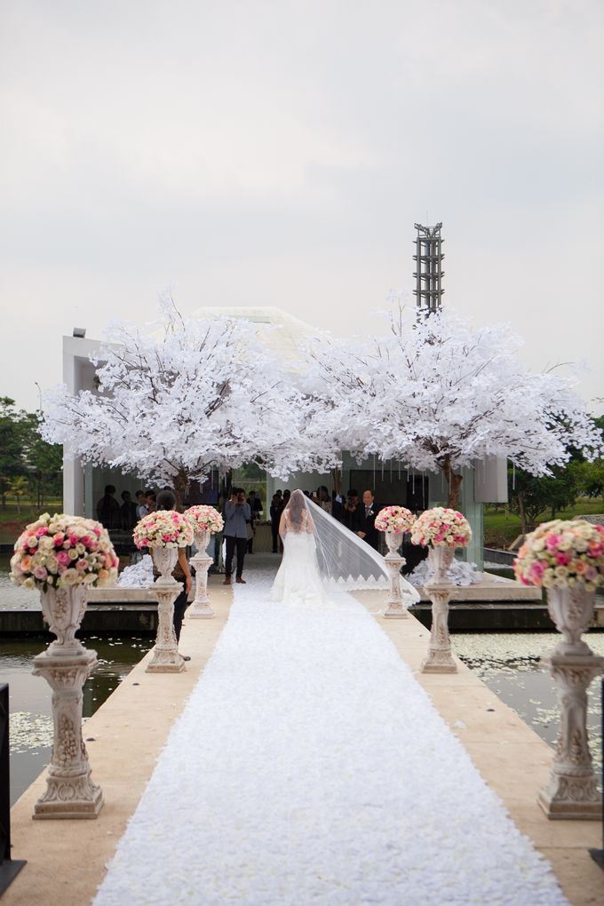 The Wedding of Yudi & Olivia -Chakra BSD by The Swan Decoration - 010
