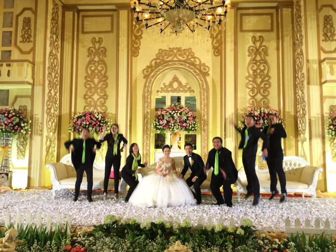 THE WEDDING OF RIDWAN AND EVELYN by JS Wedding Planner Organizer and Entertainment - 046