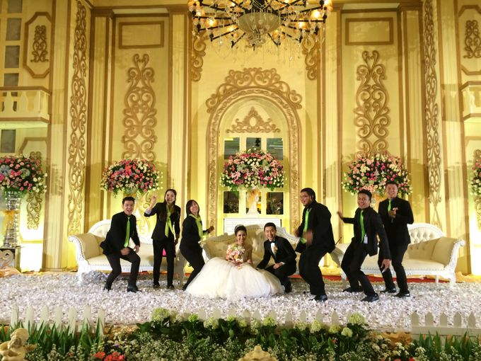 THE WEDDING OF RIDWAN AND EVELYN by JS Wedding Planner Organizer and Entertainment - 047