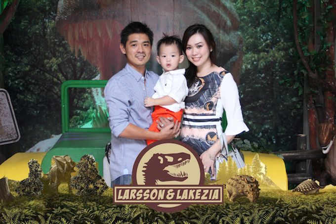 Larsson Lakezia Birthday Party by After 5 Photobooth - 003