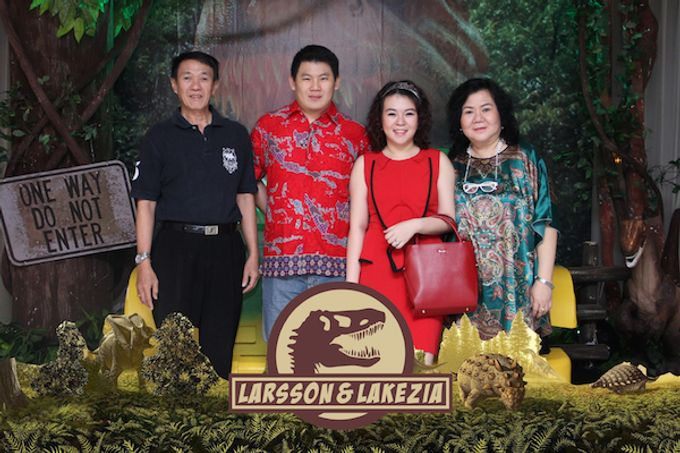 Larsson Lakezia Birthday Party by After 5 Photobooth - 004