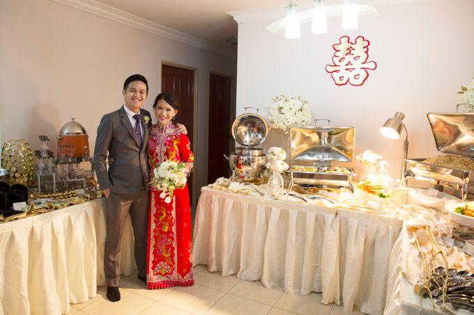 LUCINDA WEDDING by Neo Garden Catering Pte Ltd - 001