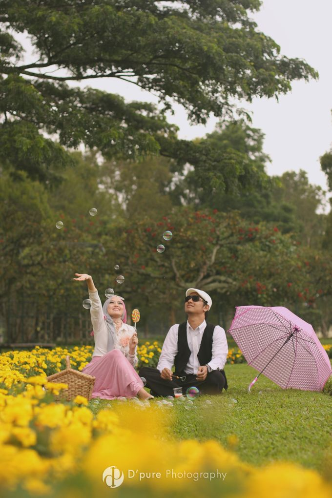Pre Wedding by D'Pure Photography - 001