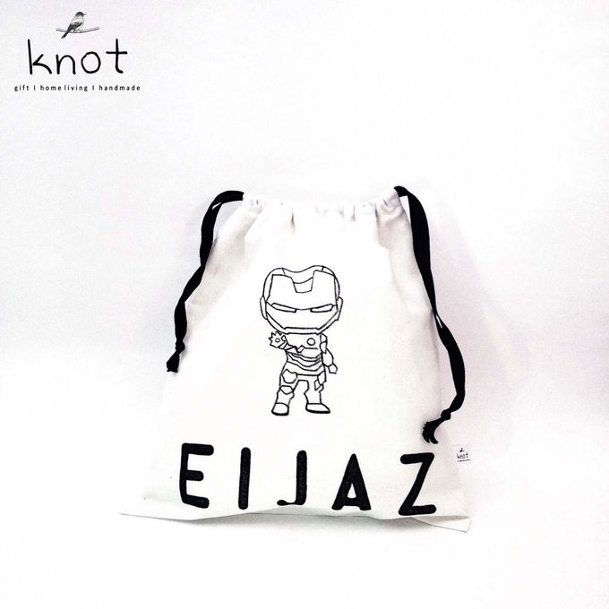 Customize Pouch with Theme by KNOT - 003