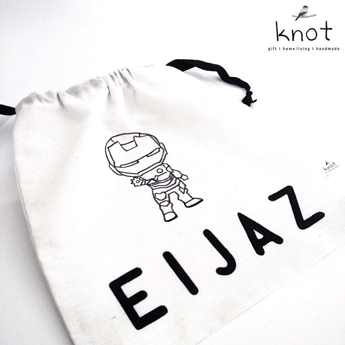 Customize Pouch with Theme by KNOT - 002