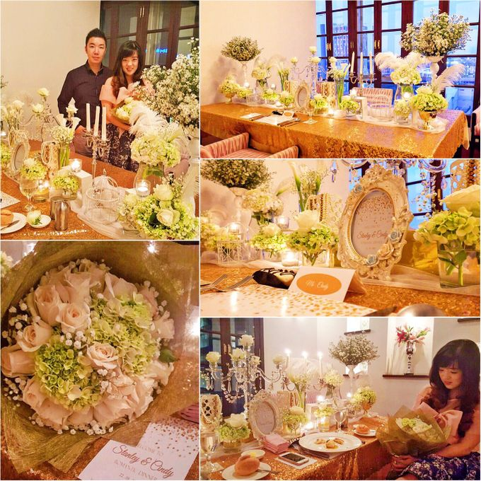 Gold Propose by Valexis Table Design - 001