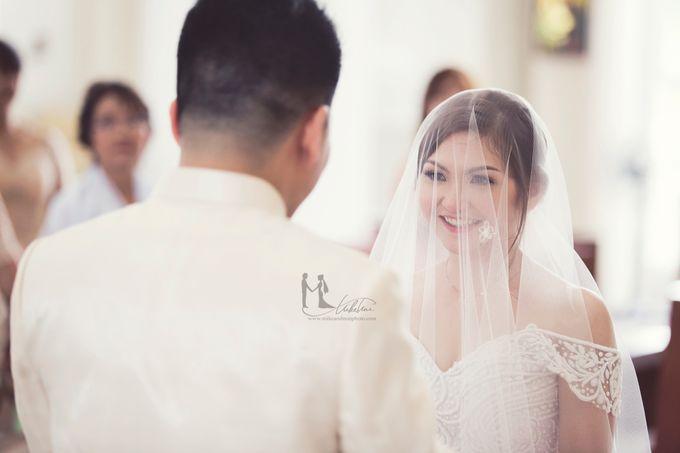 IC & Jasmine Alabang Wedding Highlights by Mike & Mai Photography - 015