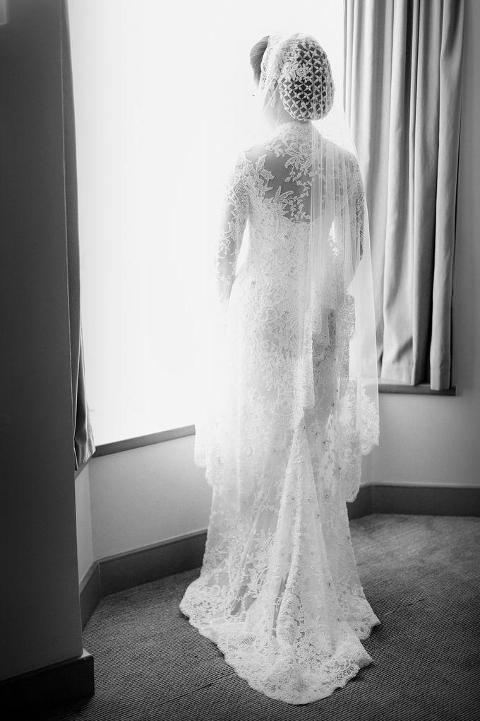 Togi & Jesicca - Holy Matrimony & Batak Ceremony by JAYSU Weddings by Jacky Suharto - 025
