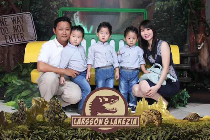 Larsson Lakezia Birthday Party by After 5 Photobooth - 005