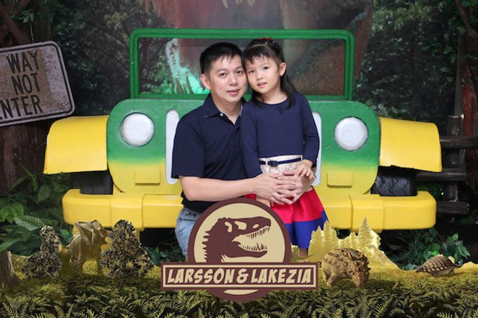 Larsson Lakezia Birthday Party by After 5 Photobooth - 006