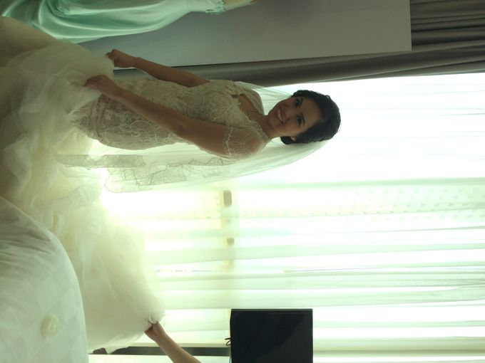 THE WEDDING OF RICKY AND NIA by JS Wedding Planner Organizer and Entertainment - 008