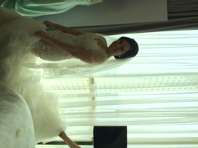 THE WEDDING OF RICKY AND NIA by JS Wedding Planner Organizer and Entertainment - 009