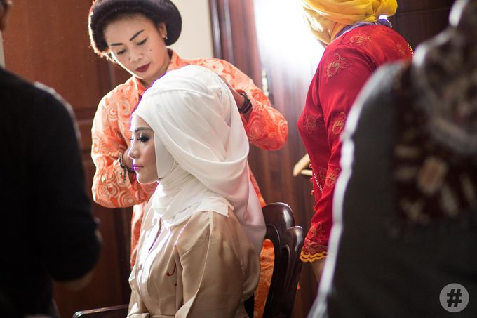 Noven & Reza Traditional Wedding Palembang by #thephotoworks - 016