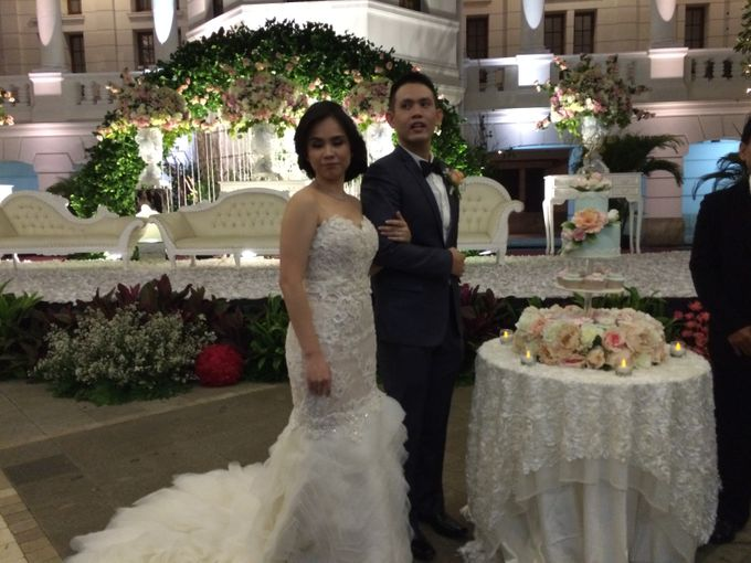 THE WEDDING OF RICKY AND NIA by JS Wedding Planner Organizer and Entertainment - 023