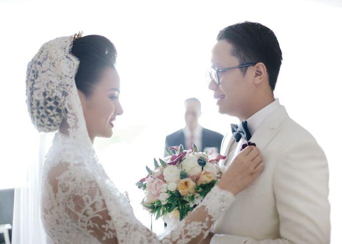 Togi & Jesicca - Holy Matrimony & Batak Ceremony by JAYSU Weddings by Jacky Suharto - 023