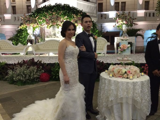 THE WEDDING OF RICKY AND NIA by JS Wedding Planner Organizer and Entertainment - 024