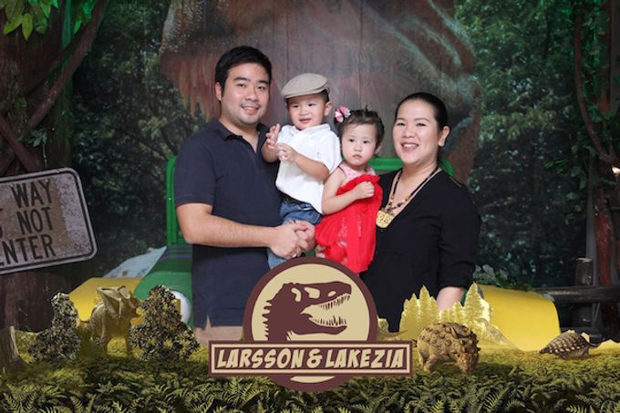 Larsson Lakezia Birthday Party by After 5 Photobooth - 007