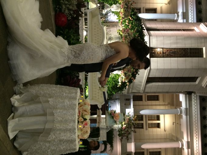 THE WEDDING OF RICKY AND NIA by JS Wedding Planner Organizer and Entertainment - 026