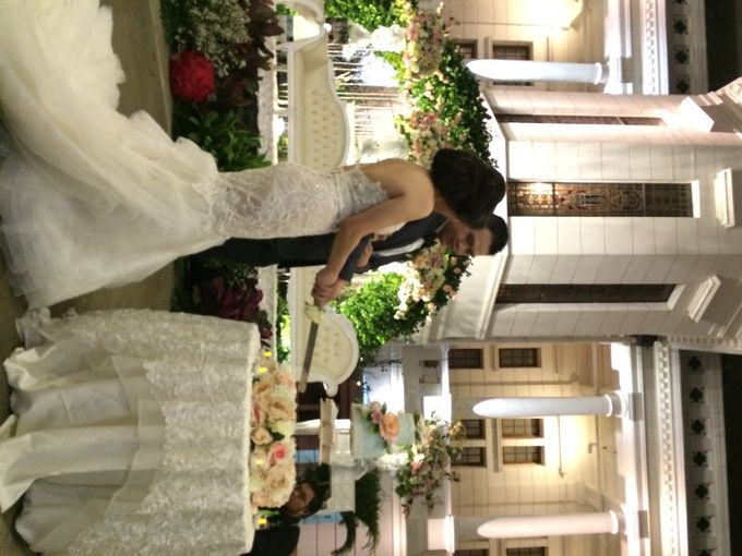 THE WEDDING OF RICKY AND NIA by JS Wedding Planner Organizer and Entertainment - 027